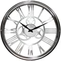 Infinity Instruments 17.5'' Alexandria Wall Clock