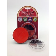 RUBY RED PAINT, INC. Individual Color 18ml/0.61oz Face and Body Paint; UV Orange