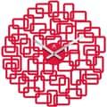 Infinity Instruments 19'' Helix Wall Clock