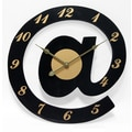 Infinity Instruments 15.5'' Intranet Wall Clock
