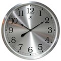 Infinity Instruments Oversized 31.5'' Radiance Wall Clock