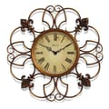 Infinity Instruments Oversized 24'' Province Wall Clock