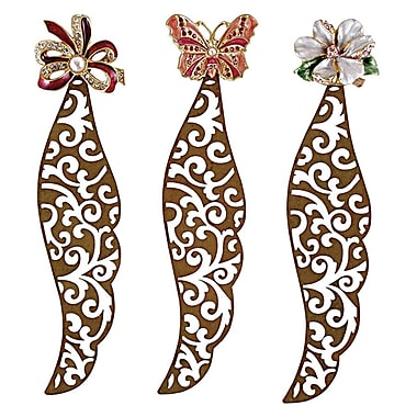 Selectives Jeweled Bookmark (Set of 3)
