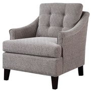Madison Park Charleston Chair; Gray
