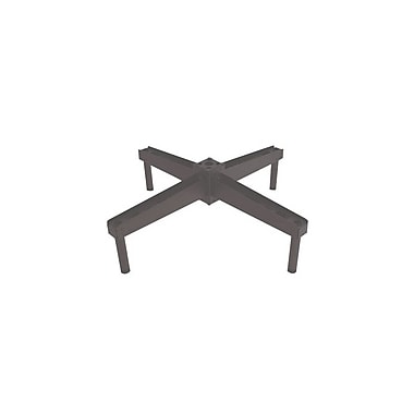ChiefMD – Support d'adaptateur quadruple multidirectionnel de plafond (MIL-CH-FCA4U), 15,4 x 49,4 x 49,4 po, noir