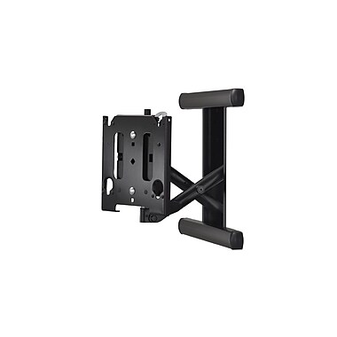 Chief® (MIL-CH-MIWRFVB) Low-Profile In-Wall Swing Arm Mount, Medium, 17.2