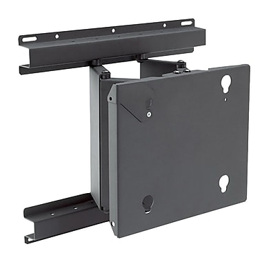 Chief® (MIL-CH-MPWVB) Flat Panel Swing Arm Wall Display Mount, Medium, 18