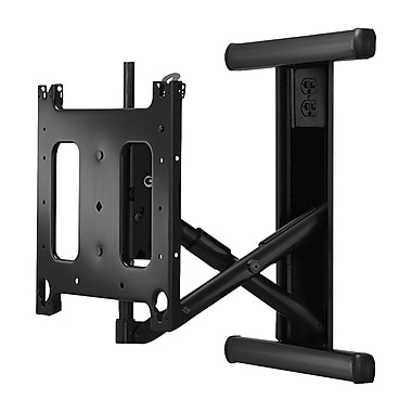 Chief® (MIL-CH-PIWRFUB) Large Low-Profile In-Wall Swing Arm Display Mount, 22.8