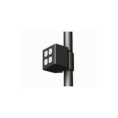 Chief® (MIL-CH-FCA3x1UP) 3 x 1 Video Wall Add-On Row for 42