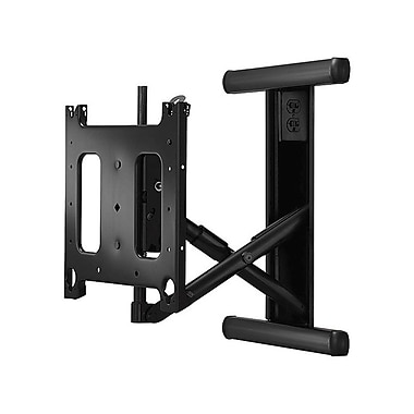 Chief® (PIWRF2000B) Large Low-Profile In Wall Swing Arm Mount, 22.8