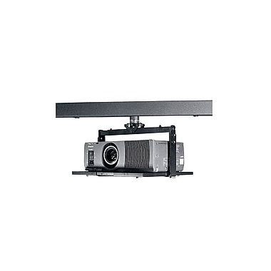 Chief® (MIL-CH-LCDA240C) Non-Inverted Universal Ceiling Projector Mount, Black 10.8