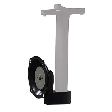 Chief® (MIL-CH-JHS210B) Flat Panel Ceiling Mount, Medium, 6