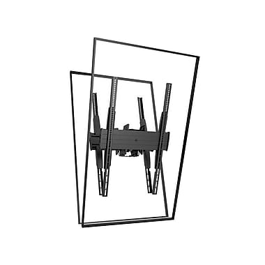 Chief® (MIL-CH-LCB1UP) Flat Panel Ceiling Mount, Large, 32.5 x 20.8 x 10.2