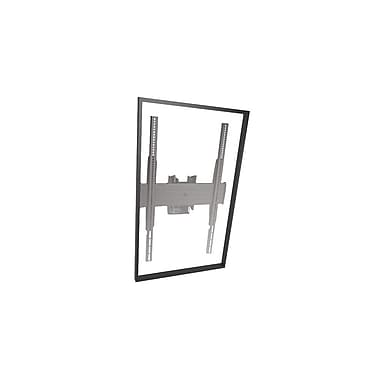 Chief® (MIL-CH-LCM1UP) Portrait Flat Panel Ceiling Mount, Large, Black
