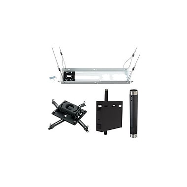 Chief® (KITPS012C) Projector Ceiling Mount Kit, Black