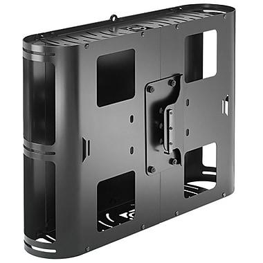 ChiefMD – Chariots et supports FusionMC pour grande unité centrale (MIL-CH-FCA650B), 16 x 5,4 x 22,24 (po), noir