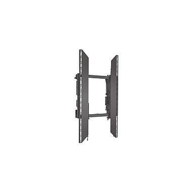 Chief® (MIL-CH-LVSxUP) ConnexSys Video Wall Portrait Mounting System without Rails, 32.5 x 19.5 x 4.1