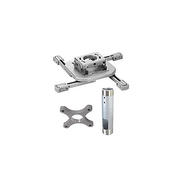 Chief® (KITAF009012S) Projector Ceiling Mount Kit, Silver