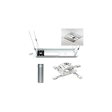 Chief® (KITEZ006W) Projector Ceiling Mount Kit, White