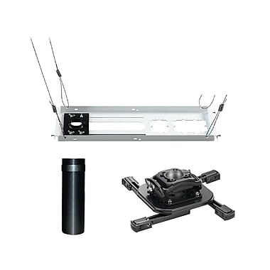 Chief® (MIL-CH-KITMZ006) Projector Ceiling Mount Kit, Black