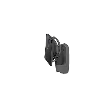 Chief® (MIL-CH-K0W100B) Wall Mount with Extreme Tilt Pitch/Pivot, Black