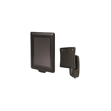 Chief® (K0W100BxI2TB) Secure iPad Interface with Pitch/Pivot Mount, Black