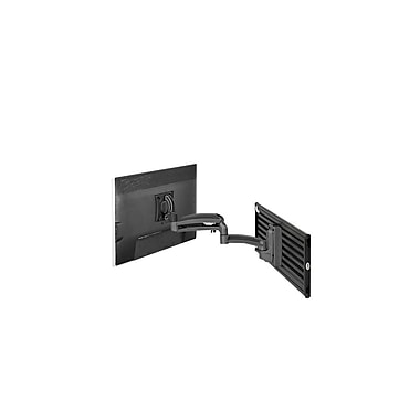 Chief® (MIL-CH-K1S120B) Dynamic Single Monitor Slat wall Mount, Black
