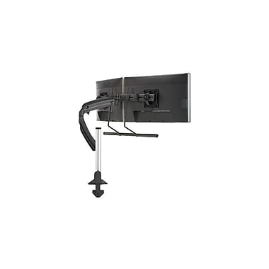 Chief® (MIL-CH-K1C22HB) Dynamic Column Mount with Dual Monitor Array, Black
