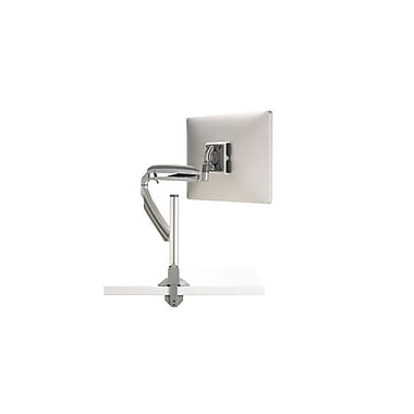 Chief® (K1C120SxF1) Height Adjustable Column Mount with Steelcase® FrameOne™ Interface, Silver