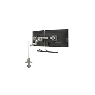Chief® (K2C22HSxF1) Articulating Column Mount with Steelcase® FrameOne™ Interface, Silver