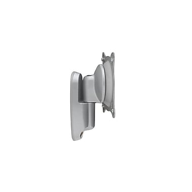 ChiefMD – Support mural inclinable et pivotant, 7,2 x 4,7 x 2,9 po, argent (MIL-CH-KWP110S)