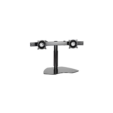 ChiefMD – Support de table horizontal double (MIL-CH-KTP220B), 14,5 x 27,3 x 14,5 po, noir
