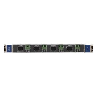 Kramer (DGKat-OUT4-F32) 4-Output Dgkat Twisted Pair Card (F-32)