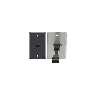 Kramer (KC-WP-H1M) HDMI (F) To HDMI (F) Wall Plate