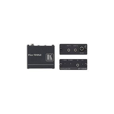Kramer (KC-PT-102AN) 1:2 (U) Audio Distribution Amplifier