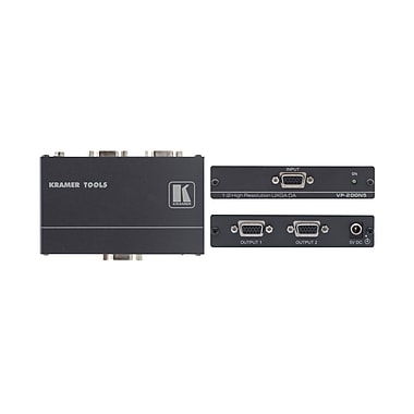 Kramer (KC-VP-200N5) 1:2 Xga Da With Kr-Isp™ Signal Processing. Sold Only In Boxes Of 10