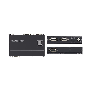 Kramer (KC-VP-200K) 1:2 Xga Da With Kr-Isp™ Signal Processing. Selectable Sync Input