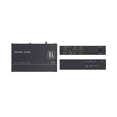 Kramer (KC-106) 1:2 Microphone Line Amp and Distribution Amplifier