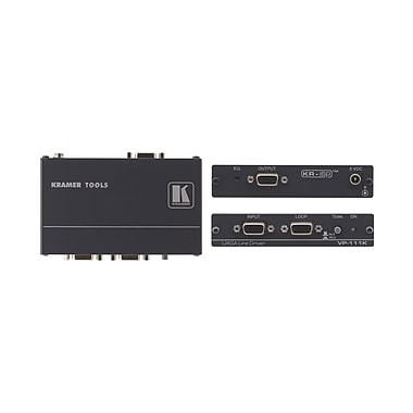 Kramer (KC-VP-111K) 1:1 Xga Line Driver With Loop With Kr-Isp™ Signal Processing