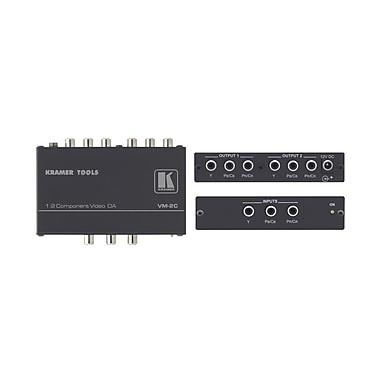 Kramer (KC-VM-2C) 1:2 Component Video Distribution Amplifier