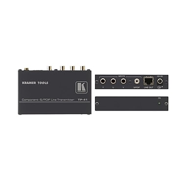 Kramer (KC-TP-41) Component and S/Pdif Over Twisted Pair Transmitter (Requires Tp-42)