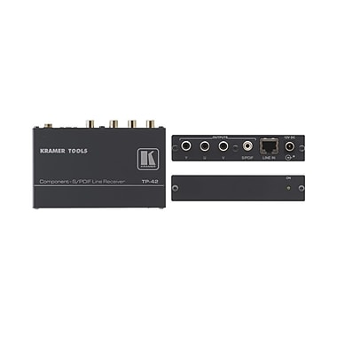 Kramer (KC-TP-42) Component and S/Pdif Twisted Pair Receiver (Requires Tp-41)