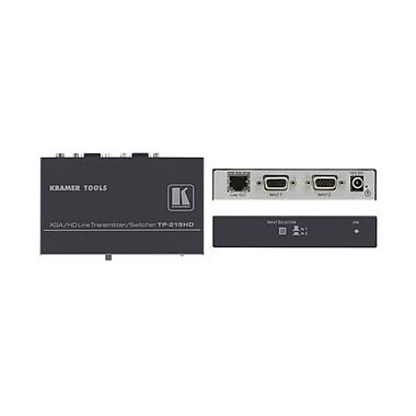 Kramer – (KC-TP-219HD) Interrupteur XGA et HDTV sur émetteur à paire torsadée