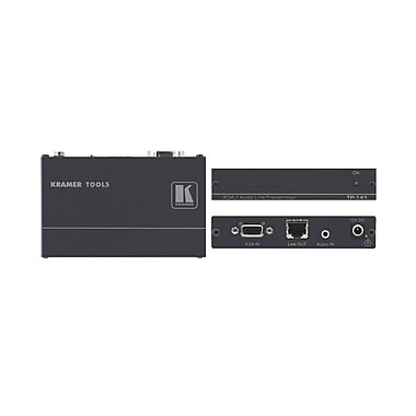 Kramer – (KC-TP-141) Émetteur XGA et audio stéréo à paire torsadée