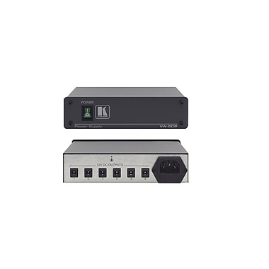 Kramer (KC-VA-50P) 12 VDC Universal Power Supply with 6-Outlets