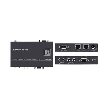 Kramer (KC-TP-50) 1:2 Xga With S/Pdif Or Stereo Audio Twisted Pair Receiver