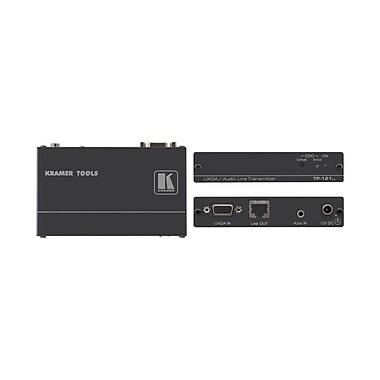 Kramer – (KC-TP-121XL) Émetteur d'infographie vidéo et audio stéréo à paire torsadée