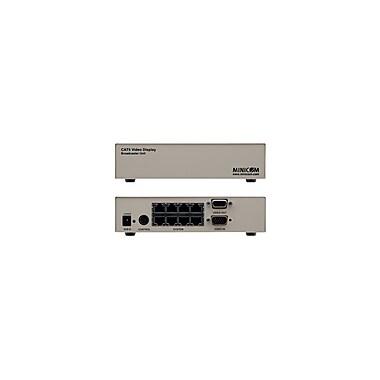 Kramer – (KC-VDS-CU) 0Vs22076A : Unité de contrôle Vds et Avds Minicom