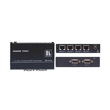 Kramer – (KC-TP-114) Émetteur XGA et HDTV 1:4 à paire torsadée