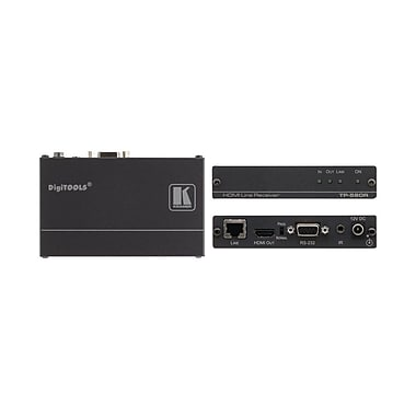 Kramer (KC-TP-580R) HDMI, Bidirectional Rs-232 and Ir Over Hdbaset Twisted Pair Receiver